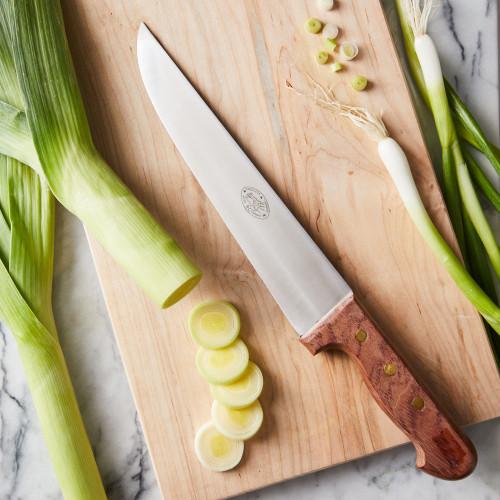 """Vintage French Butcher """"Langre"""" Knife"""