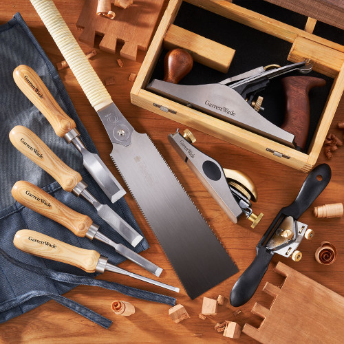 Complete Woodworker Set of Hand Tools