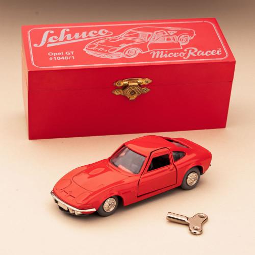 Opel GT Red