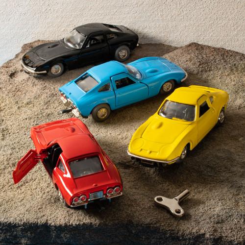 Opel GT Cars