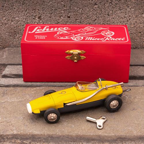 Watson Roadster Yellow