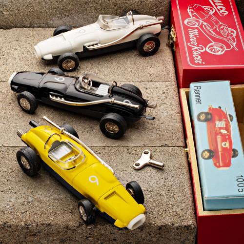 Vintage Schuco Micro Racer Watson Roadster
