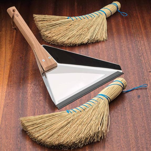 Whisk Broom & Dust Pan