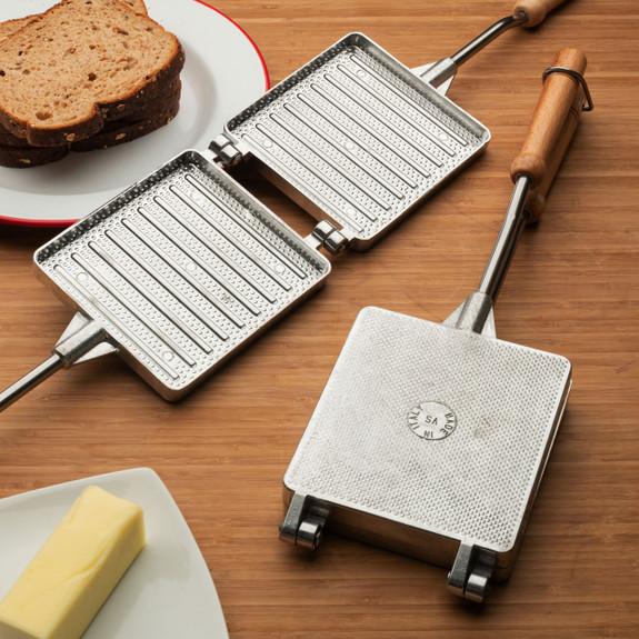 Aluminum Stove Top  - Sandwich Press/Toaster