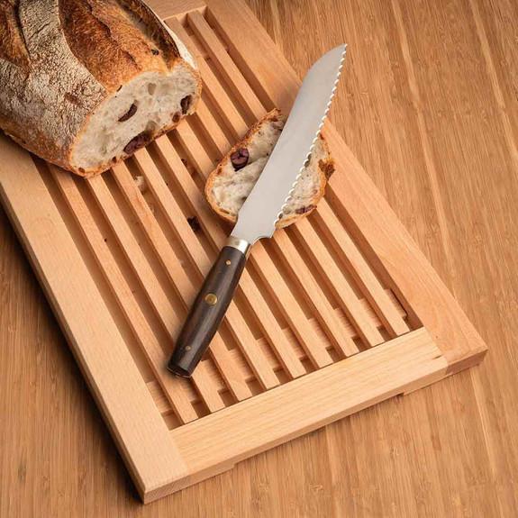Bread Knife & Cutting Board