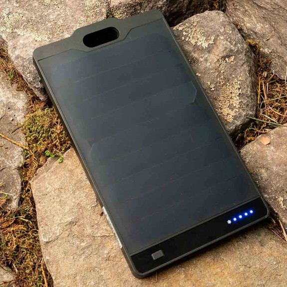Compact Solar Charger