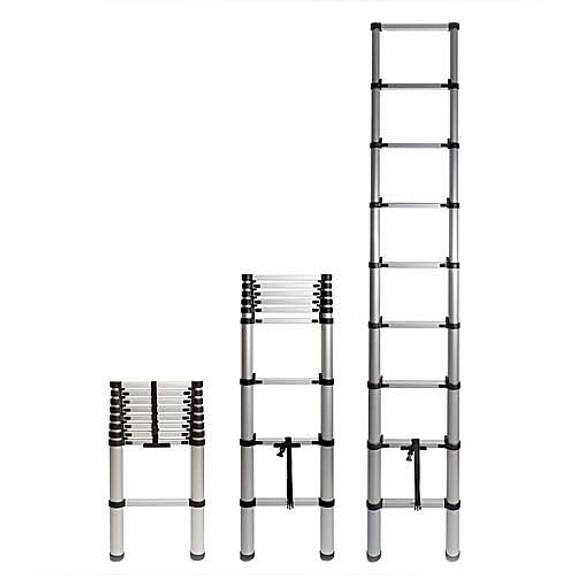 12-1/2 ft Telescoping Ladder