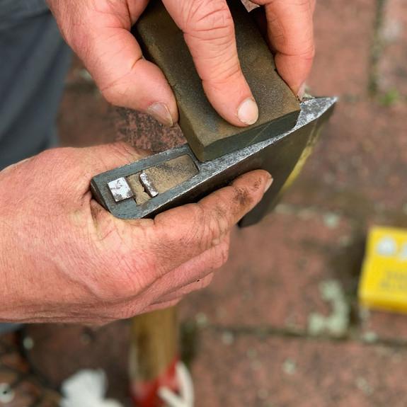 Wonderbar Rust Eraser