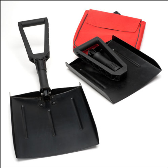 Emergency Folding Metal Shovels (2)