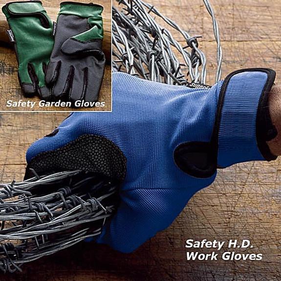 Blue Safety HD Work (med.)