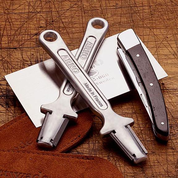 Solid Carbide Sharpener and Burnisher