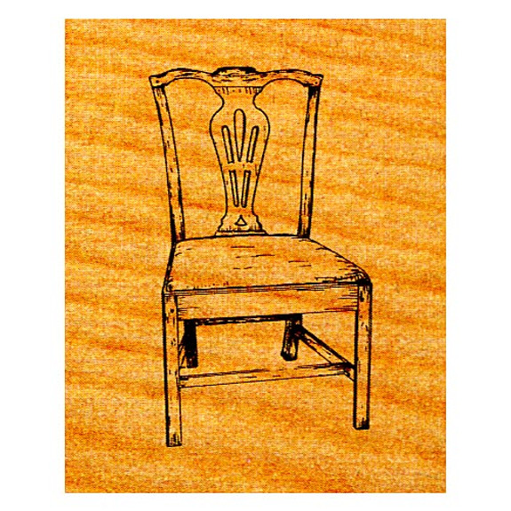 Chippendale Side Chair - Stock #5