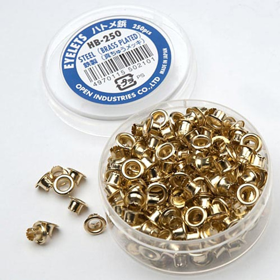 Pack Of Eyelets (250)