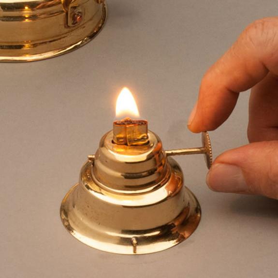 turn to ignite light