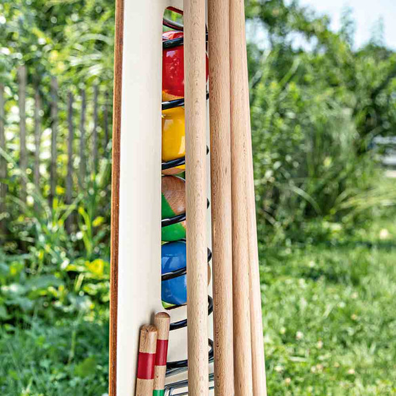 Traveling Croquet Set made in France