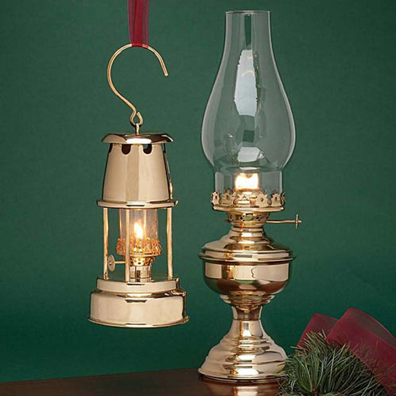 Wicks for Small Brass Table Lamp (10)