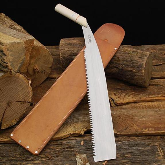 Japanese Pattern Crosscut Timber Saw