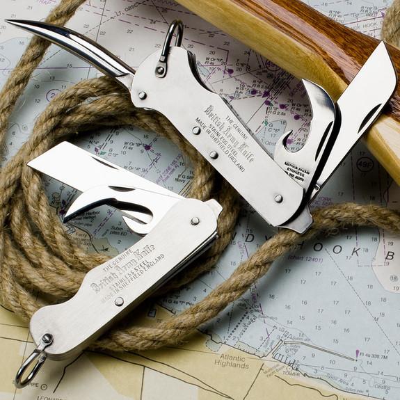 British Army/Navy Knives