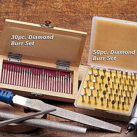Set Of 30 & 50 Diamond Bits