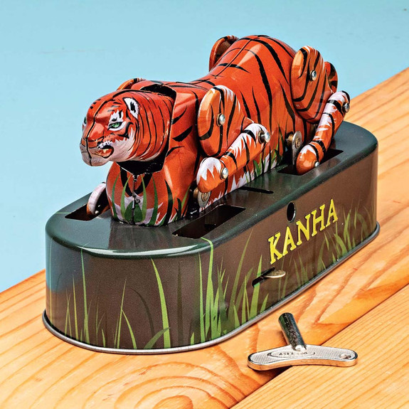 Creeping Tiger Windup Toy