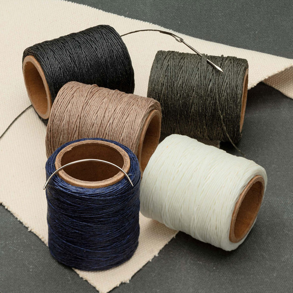 Five Spools of Heavy-Duty Thread Made In Maine