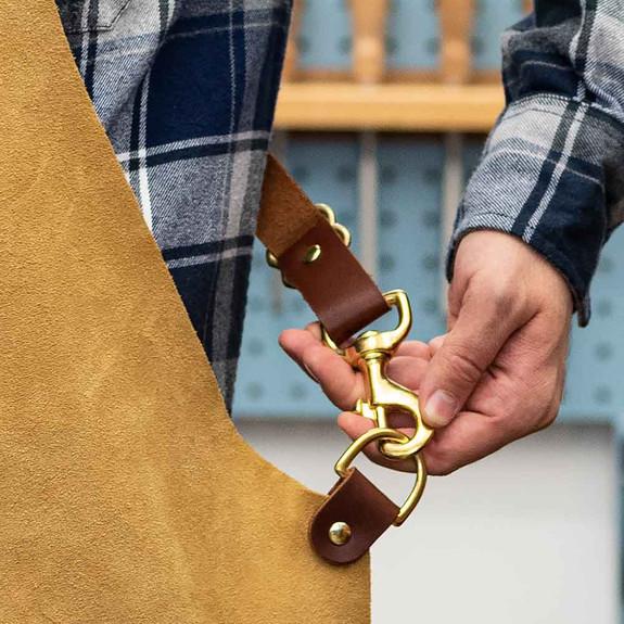 Super-Handy, Indestructible Carpenter's Apron