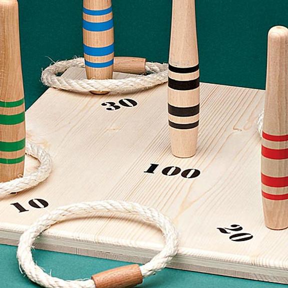 Indoor Ring Toss Game