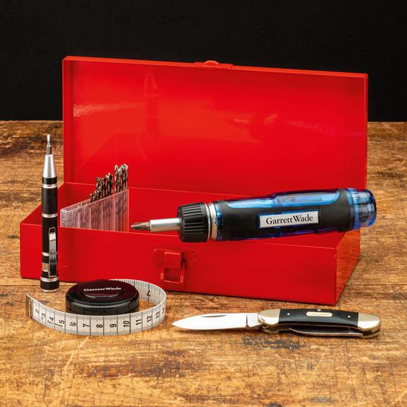 Medium Steel Utility Box