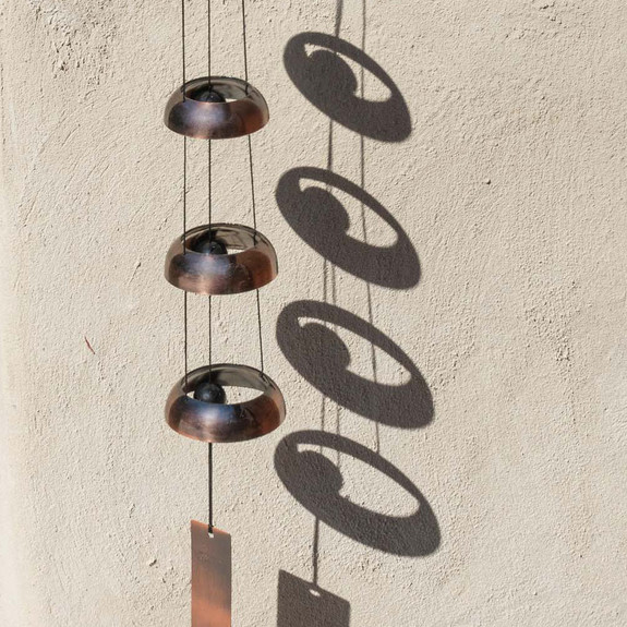 Quintet Copper Bells