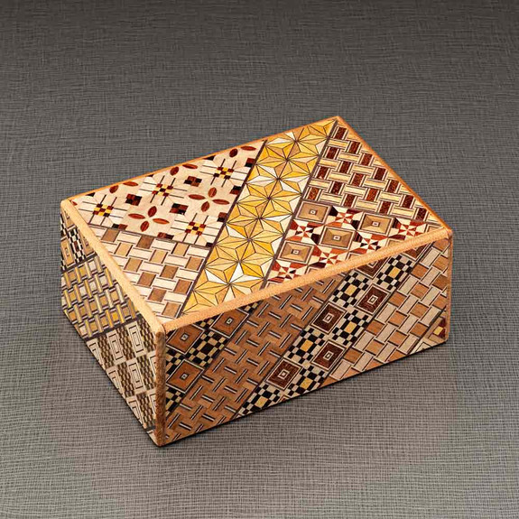 Secret Wooden Boxes from Japan
