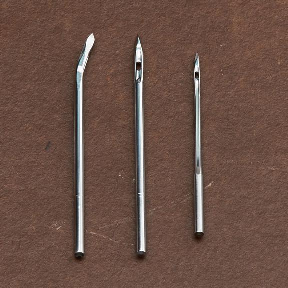 Pack 3 Extra Needles