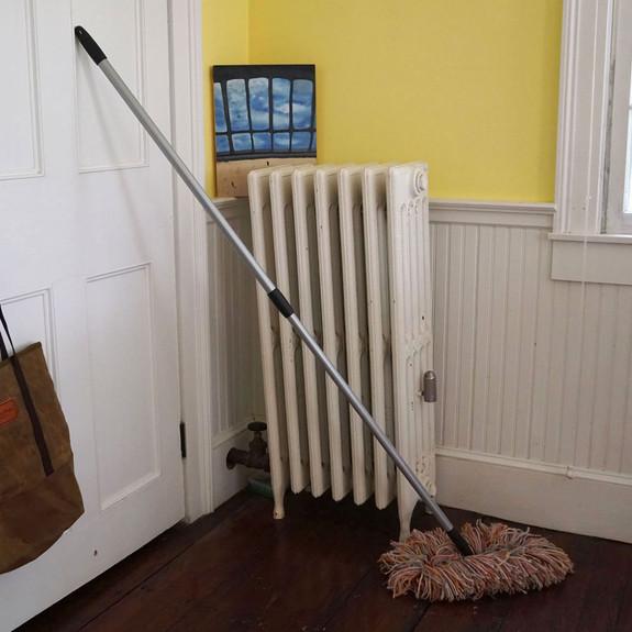 Slack Floor Mop - Telescoping Handle
