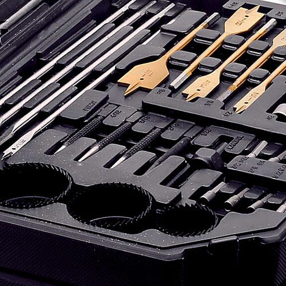 333 Piece Drill And Driver Set