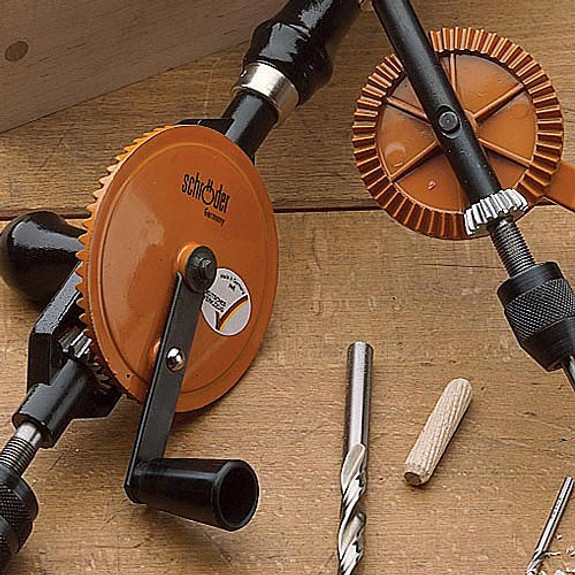 Larger Hand Drill