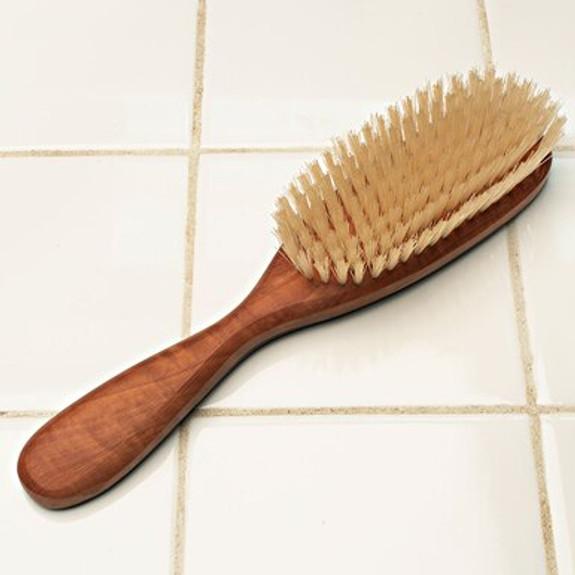 Horn Backed Hairbrush