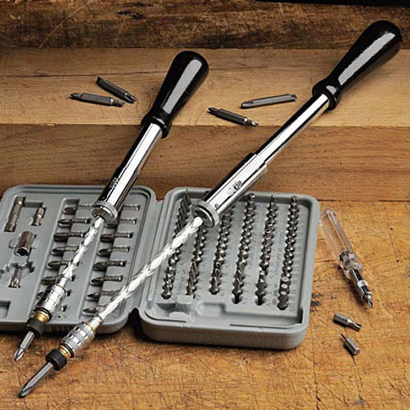 Improved Yankee-Style Screwdrivers