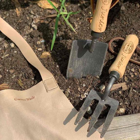 Junior Garden Tools & Apron