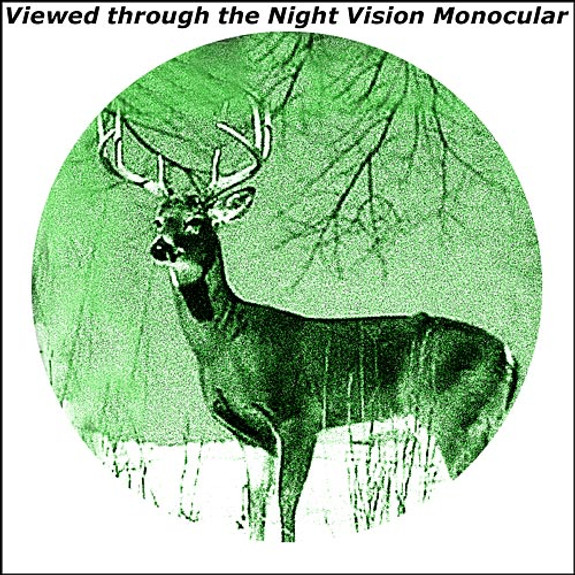 Night Vision Monocular
