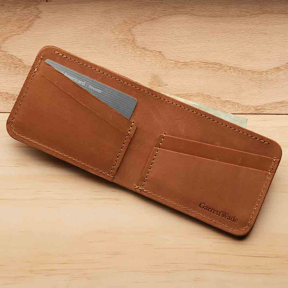 4-8 Card Leather  Wallet