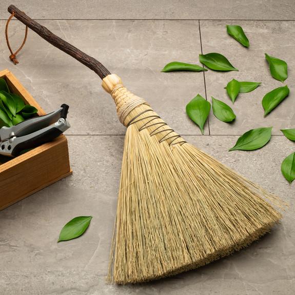"""24"""" Hand Made Patio Sweep"""