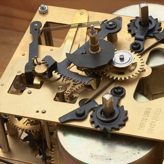 Build Your Own Chiming Pendulum Clock