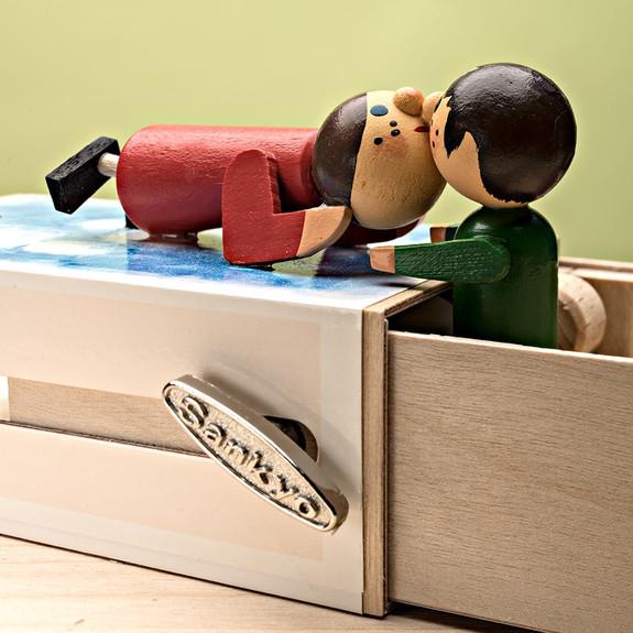 Bedtime Music Box for Tired Children