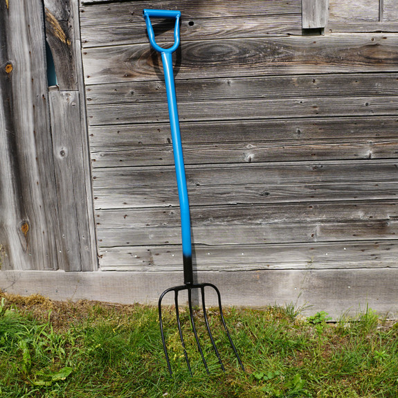 Professional Mulching Fork - USA Made