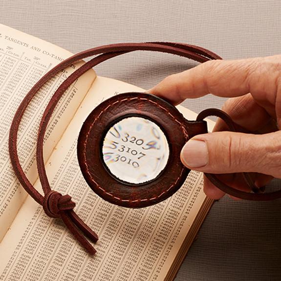 Neck Loop Magnifying Disc