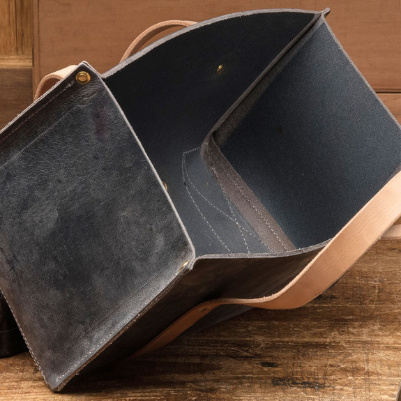 Limited Edition Leather Tool Bag