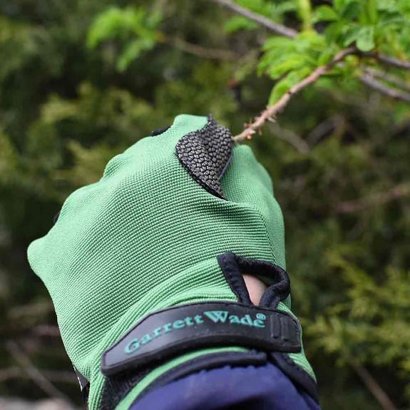 Puncture Resistant Gardening Gloves- Green