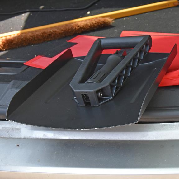 Folding Metal Shovel