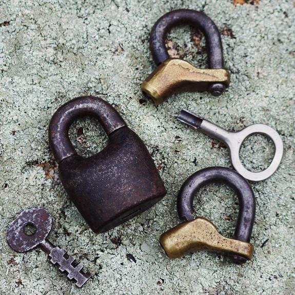 Gun Rack Locks