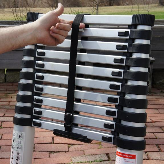 Telescoping Extension Ladder