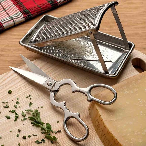 Kitchen Grater & Shears